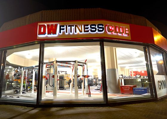 New contract with DW Fitness Clubs