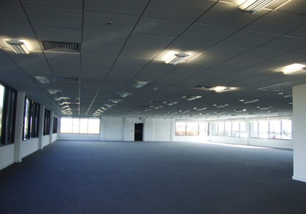 Office refit leeds elite group ltd for Office refit
