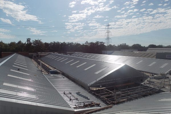 New Warehouse Roof, Chertsey